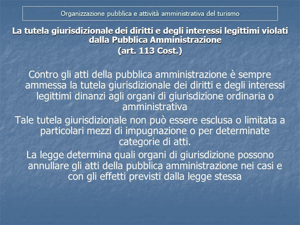 Organizzazione pubblica e attività amministrativa del turismo Le fonti comunitarie del diritto Trattati delle Comunità e dellUnione Europea RegolamentiDirettiveDecisioni Raccomandazioni e pareri (atti non vincolanti)