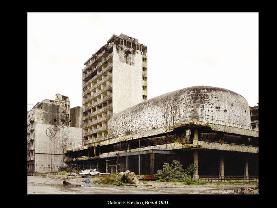 Gabriele Basilico, Beirut 1991.