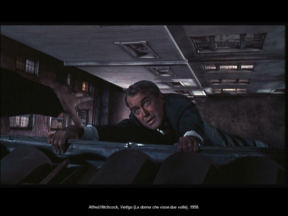 Alfred Hitchcock, Vertigo (La donna che visse due volte), 1958.