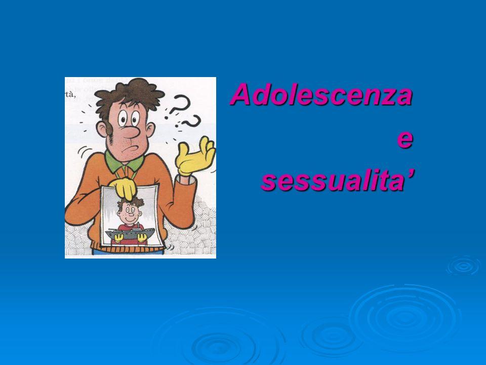 Adolescenzaesessualita