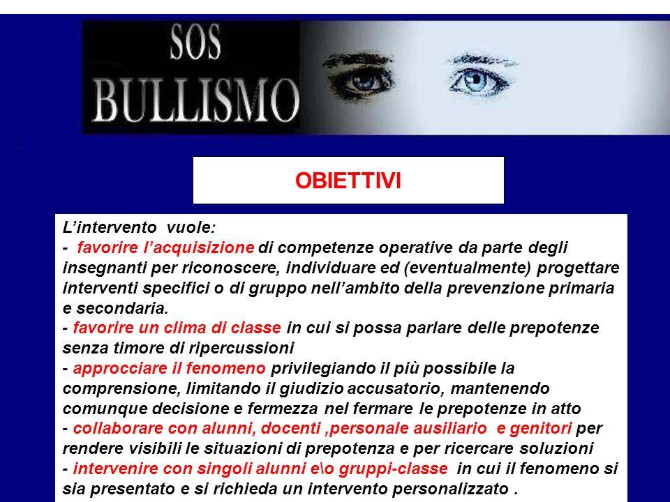 Lo sportello di ascolto sul Bullismo è ATTIVO basta prenotarsi presso la collaboratrice del piano-terra sig.ra Ivana.