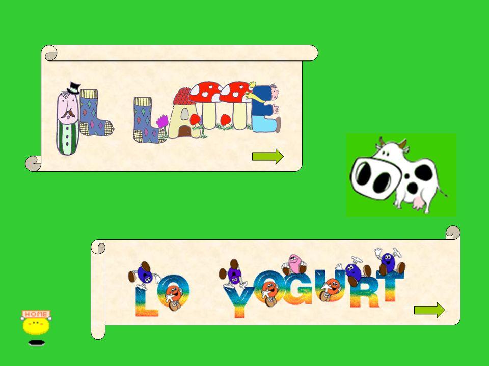Fermenti lattici Latte YOGURT Leggero, vellutato e rinfrescante, lo yogurt è un prodotto davvero semplice.
