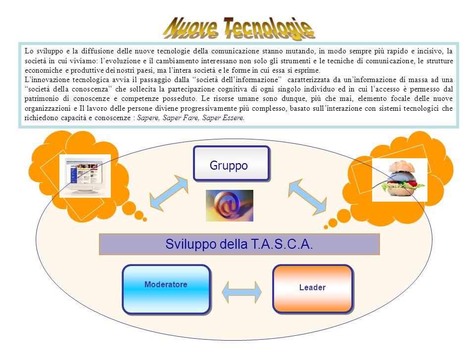Sviluppo della T.A.S.C.A.