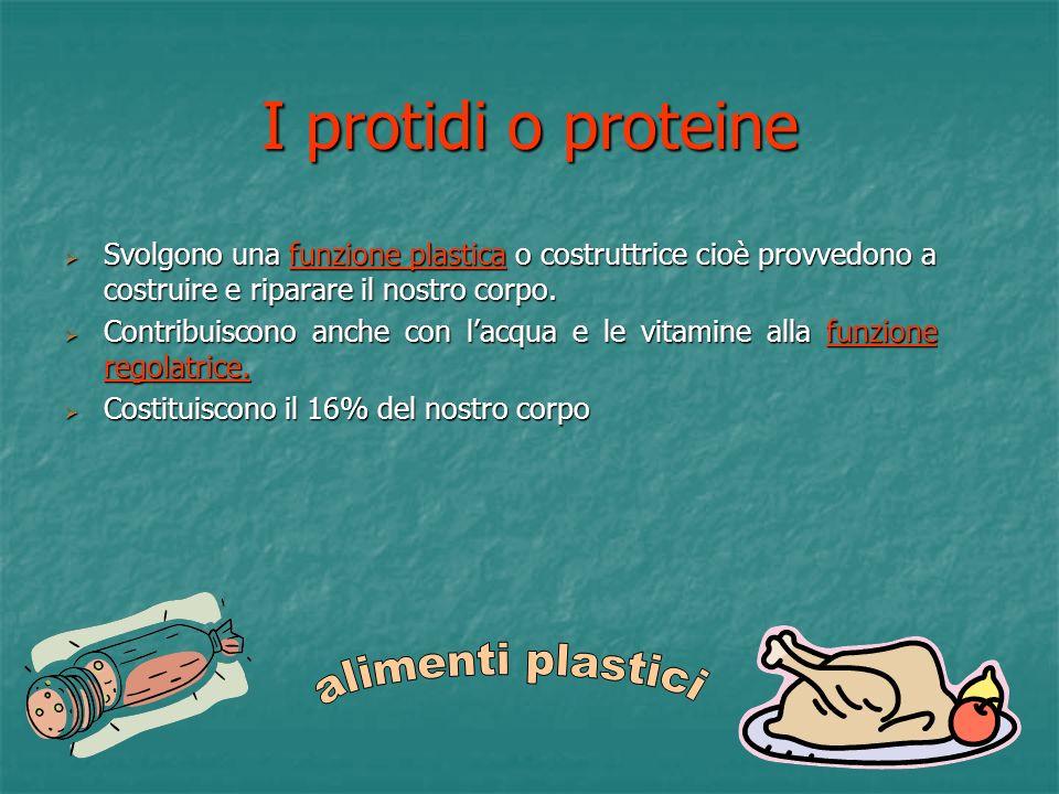 I PRINCIPI NUTRITIVI Le sostanze che forniscono energia al corpo umano sono i principi nutritivi o nutrienti o principi alimentari: Le sostanze che fo