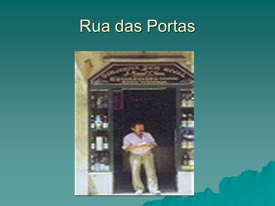 Rua das Portas