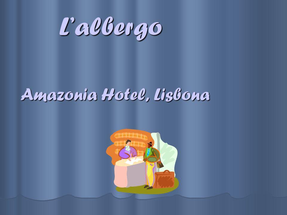 Lalbergo Lalbergo Amazonia Hotel, Lisbona Amazonia Hotel, Lisbona