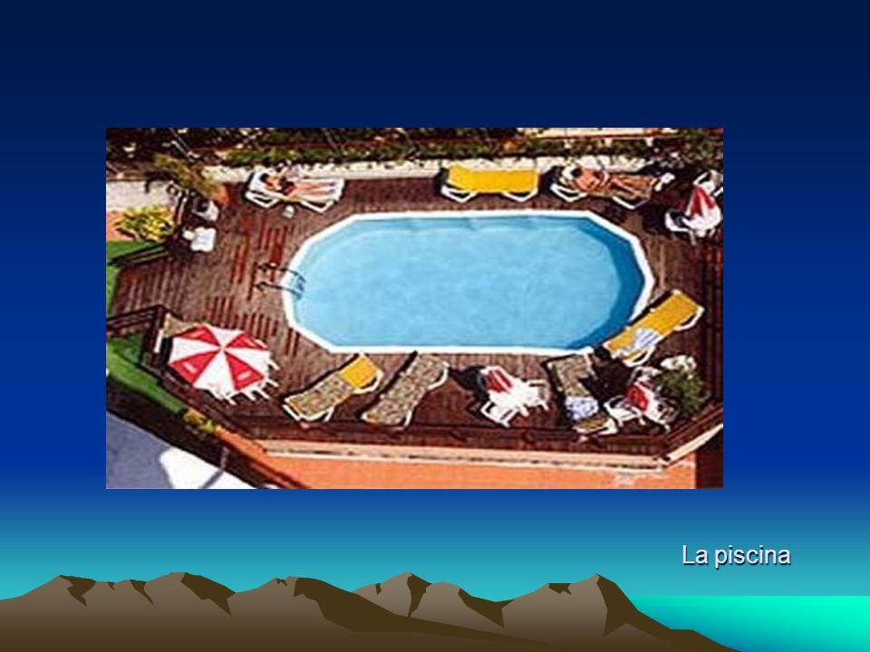 La piscina La piscina