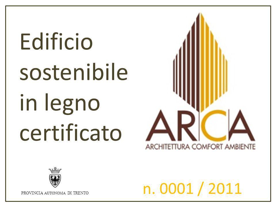 BOZZA PER CONDIVISIONE AZIENDE PRODUTTRICI DI COMPONENTI IN LEGNO CERTIFICATE ARCA.