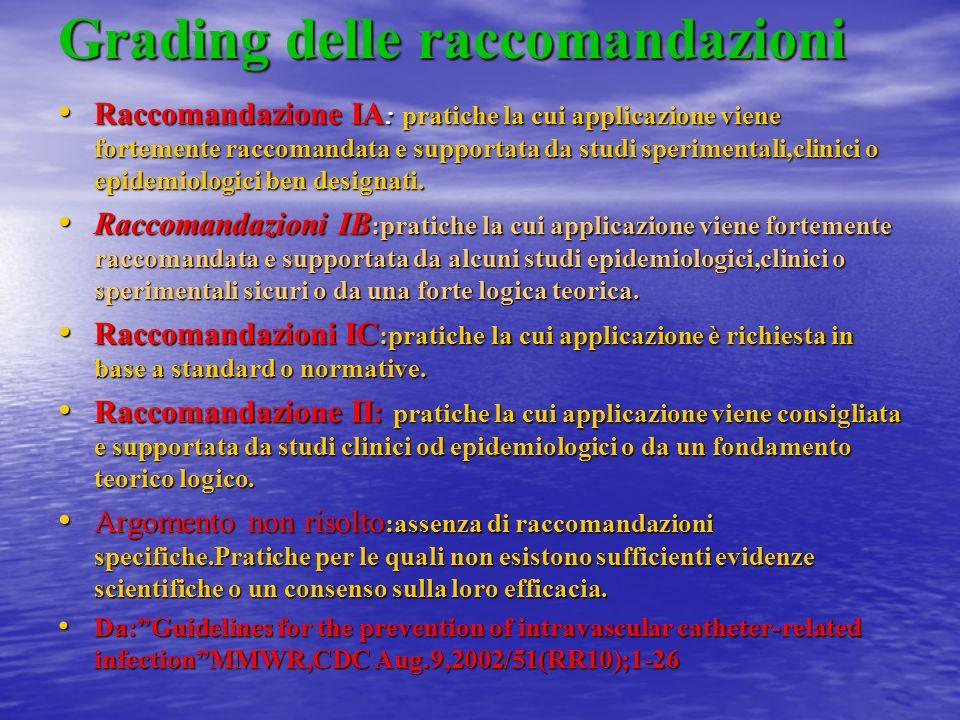 Guidelines Secondo la definizione ormai ritenuta classica (Institute of Medicine.Guidelines for clinical practice:from their development to use. Washi