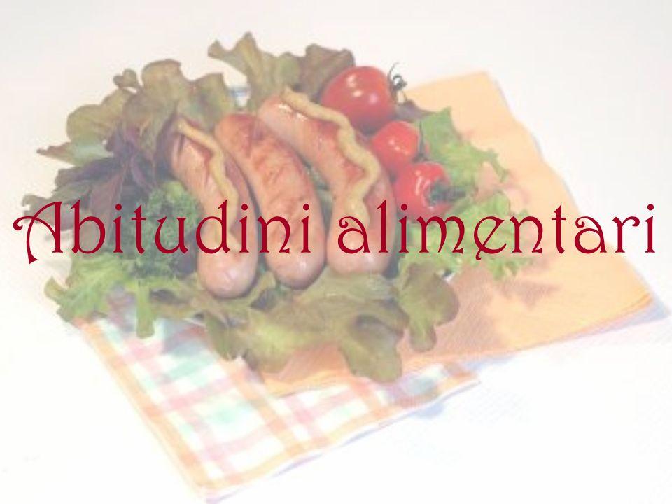 I tedeschi amano la tavola come occasione di socializzazione e ovunque in Germania abbondano ristoranti, caffé e fast food.