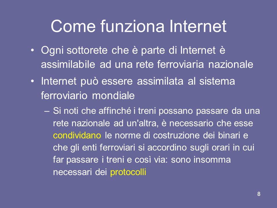 58 Portali generalisti/orizzontali www.excite.com my.yahoo.com my.netscape.com www.msn.com www.libero.it www.virgilio.it www.kataweb.it...