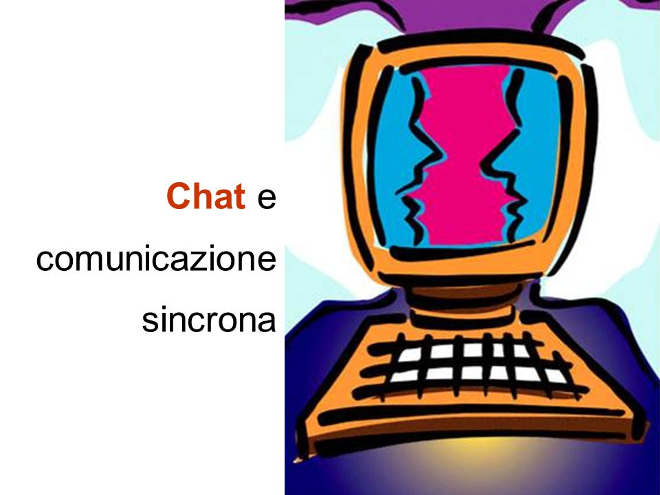 12/44 Novembre 2007Giacomo Mason Chat e comunicazione sincrona 2. Strumenti