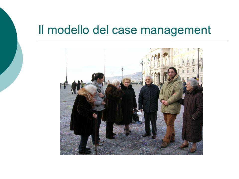 Il modello del case management
