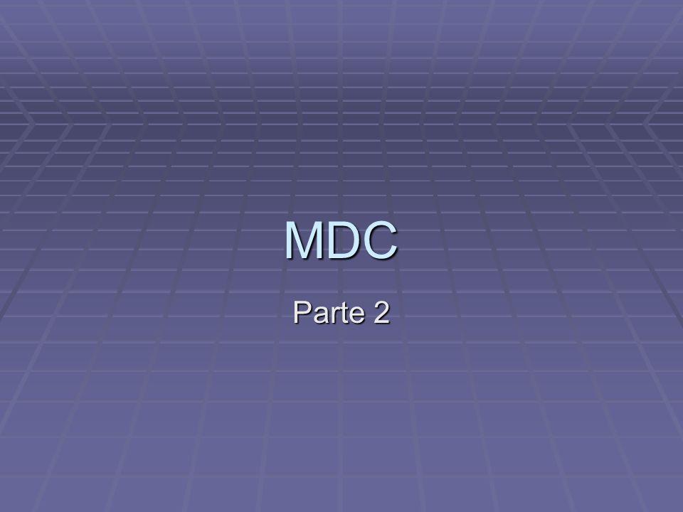 MDC Parte 2