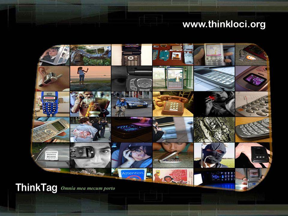 derrick de kerckhove www.thinkloci.org Un sofisticato dispositivo che permette a chiunque di essere protagonista nella rete e nel territorio con un se