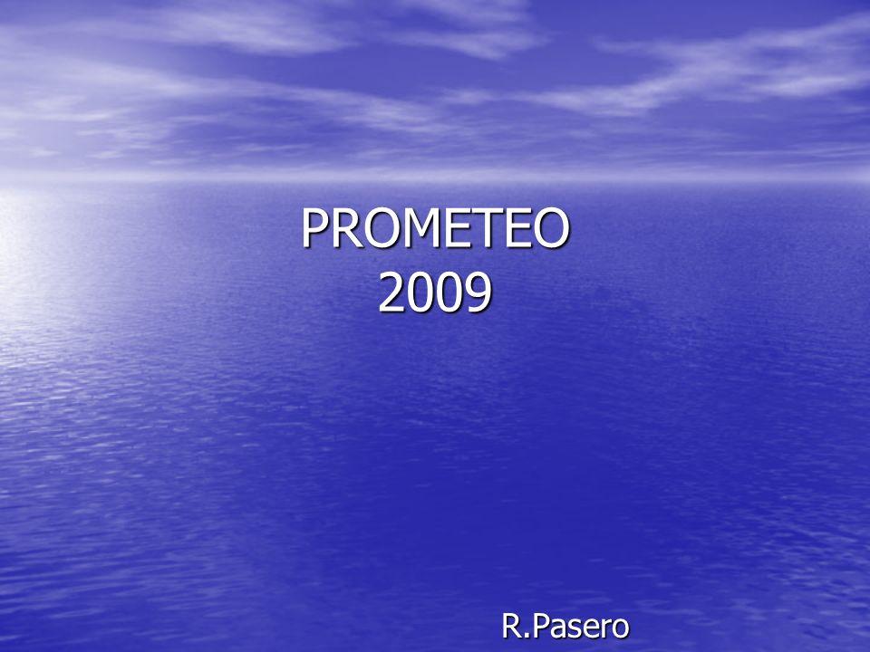 PROMETEO 2009 R.Pasero