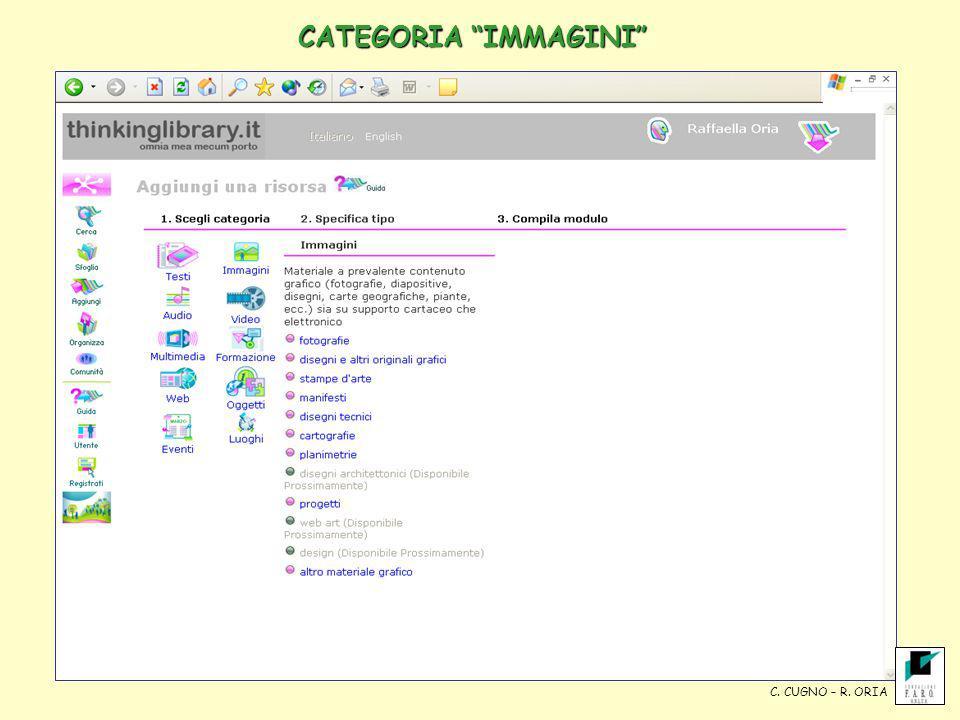 CATEGORIA IMMAGINI