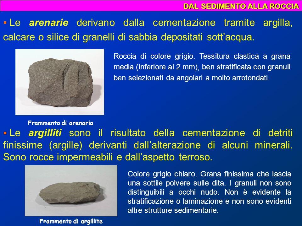 DAL SEDIMENTO ALLA ROCCIA Ma cosa sono le rocce di origine chimica??.