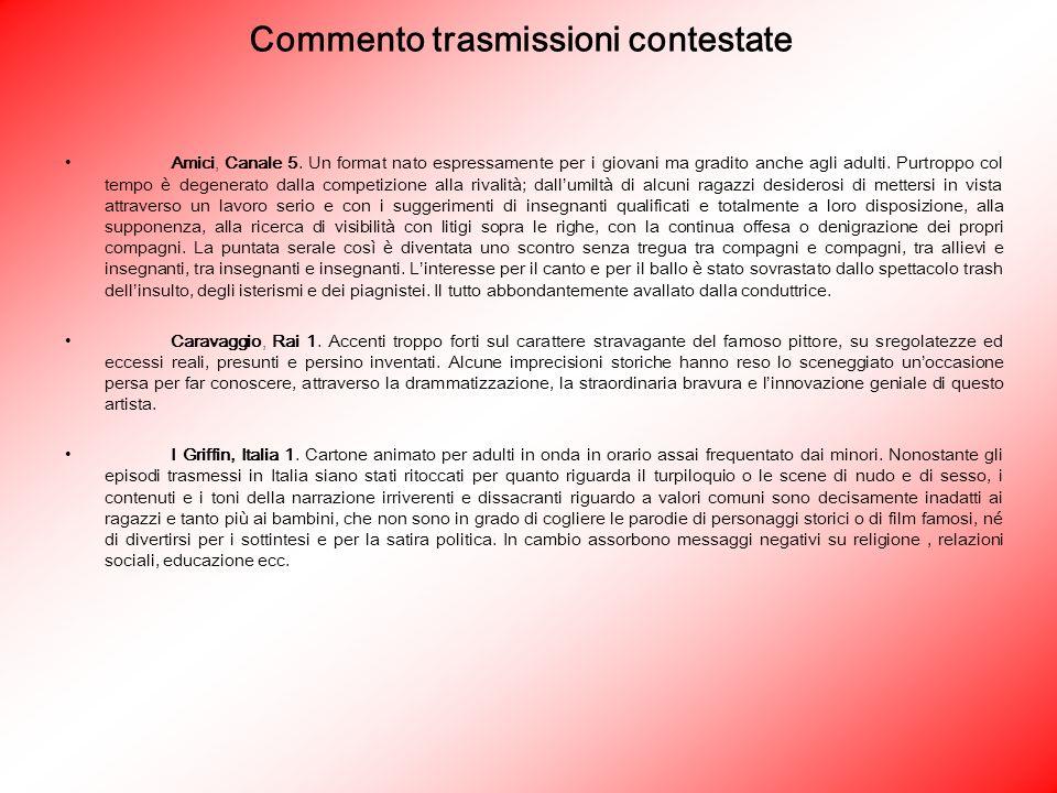 Commento trasmissioni gradite: GT Ragazzi, Rai 3.