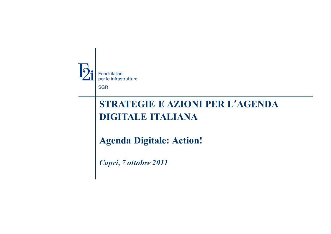 Indice Premessa pag.2 1.Broadband in Italia e nel Mondo pag.