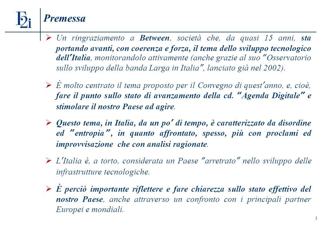 4 1.Broadband in Italia e nel Mondo