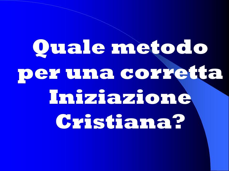 Iniziazione Cristiana: Per IC si intende il cammino che, grazie soprattutto ai Sacramenti del Battesimo Cresima ed Eucaristia, introduce nel mistero d