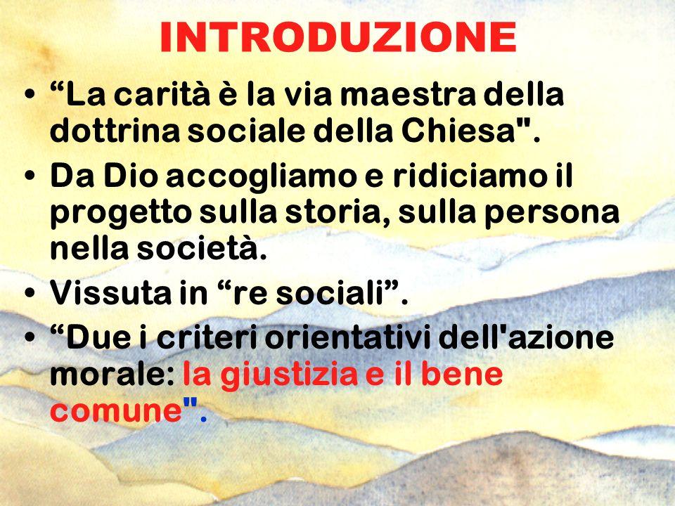 Benedetto XVl applica i principi della Populorum Progressio ai nostri tempi.