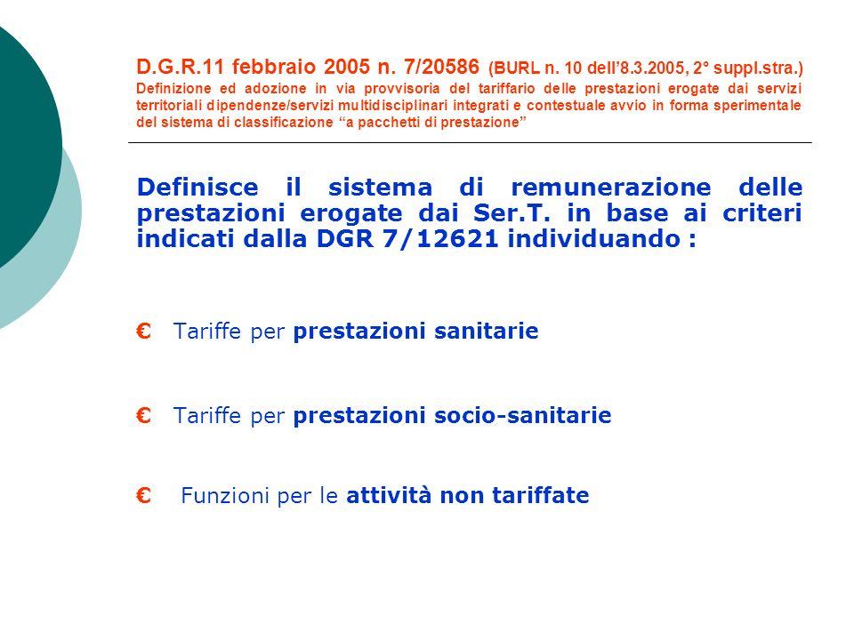 D.G.R.11 febbraio 2005 n.7/20586 (BURL n.