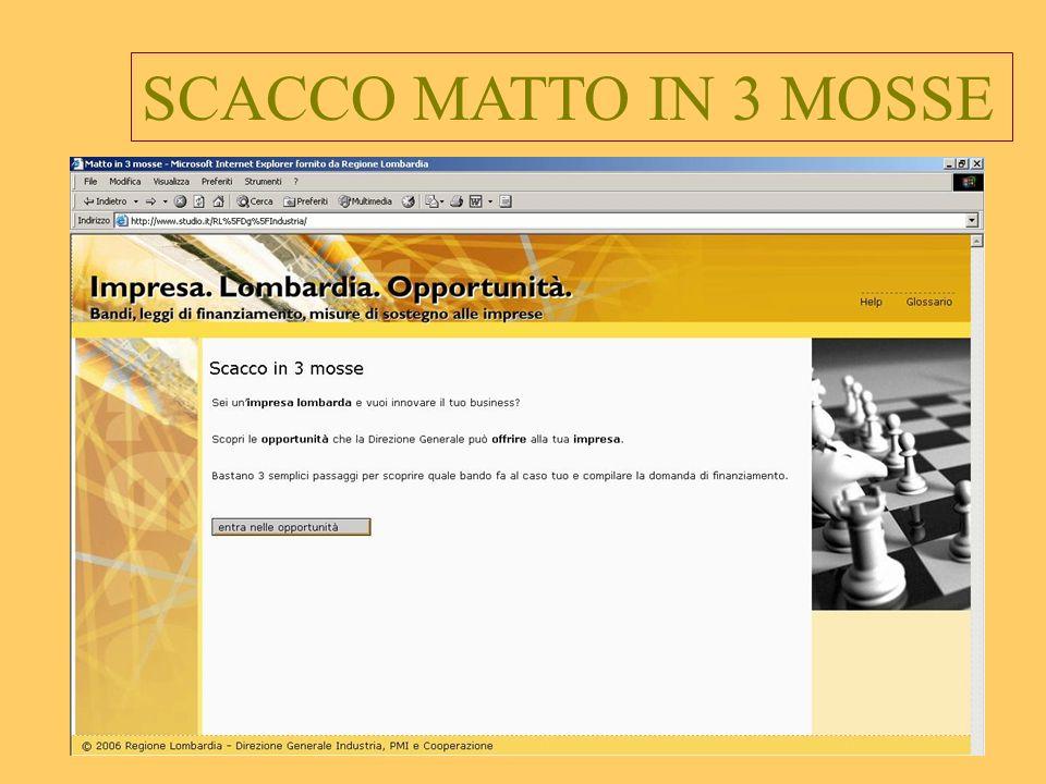 SCACCO MATTO IN 3 MOSSE