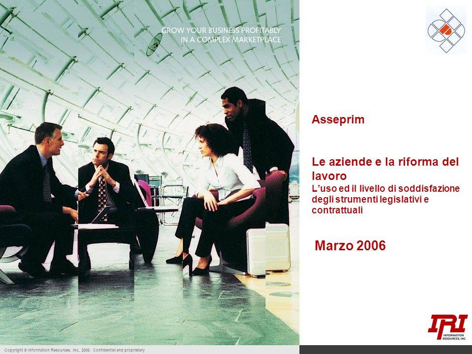 Copyright © Information Resources, Inc., 2006.
