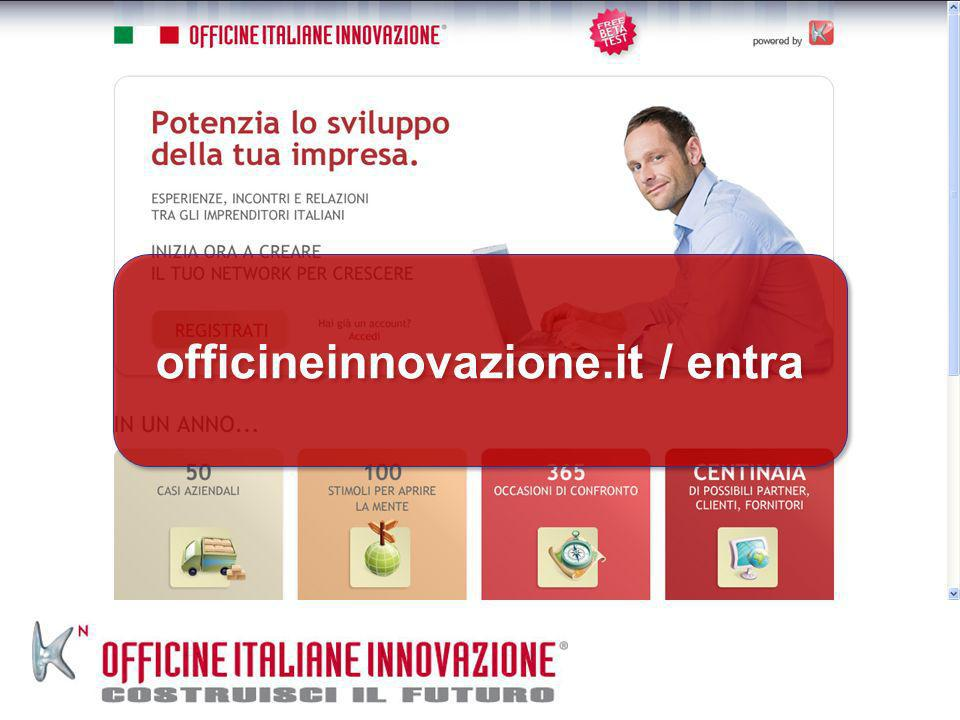 officineinnovazione.it / entra officineinnovazione.it / entra
