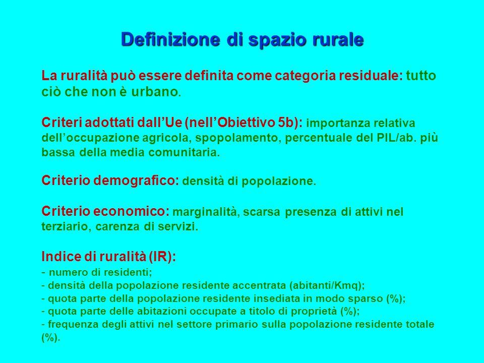 Angelo Frascarelli La politica di Sviluppo Rurale 2007-2013