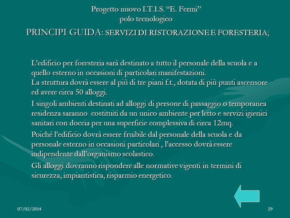 07/02/201429 Progetto nuovo I.T.I.S.E.