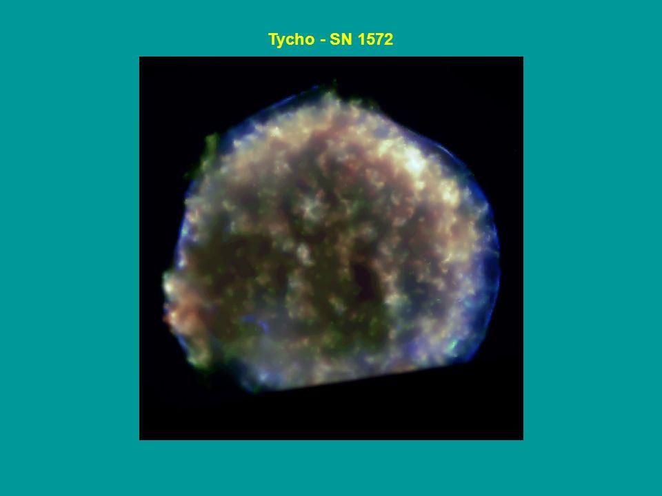 Tycho - SN 1572
