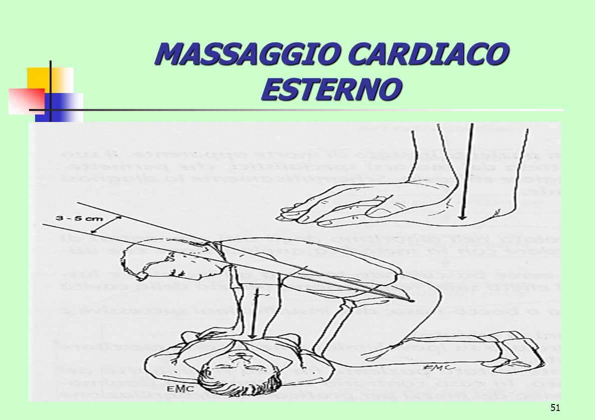 51 MASSAGGIO CARDIACO ESTERNO