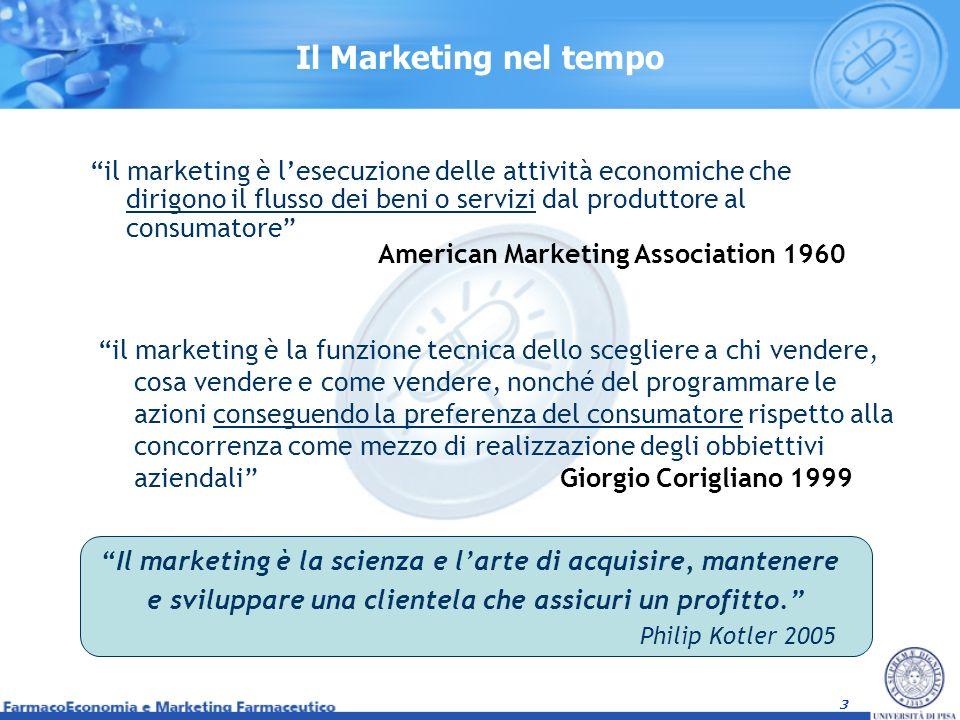 4 Marketing: filantropia o lungimiranza.