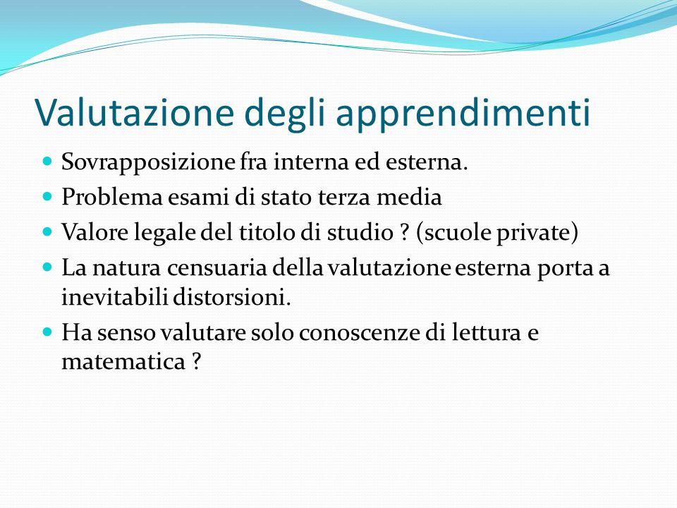 Valutazione delle scuole Sperimentazione Fondazione Agnelli anno 2010/11 su 77 scuole medie di 4 province: Arezzo, Mantova, Pavia, Siracusa.