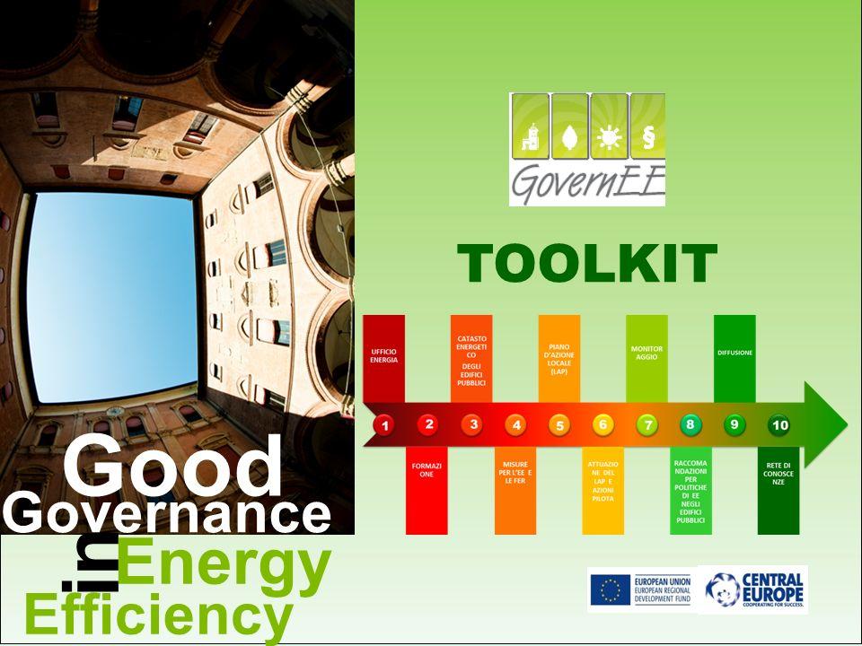 Good Governance in Efficiency Energy TOOLKIT