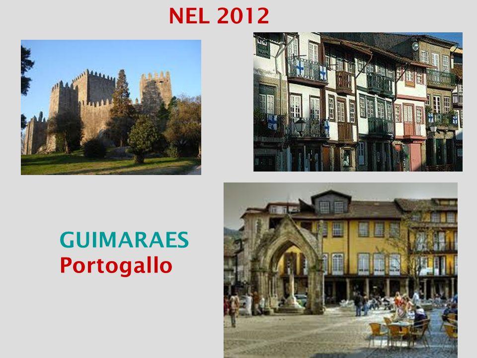 NEL 2012 GUIMARAES Portogallo