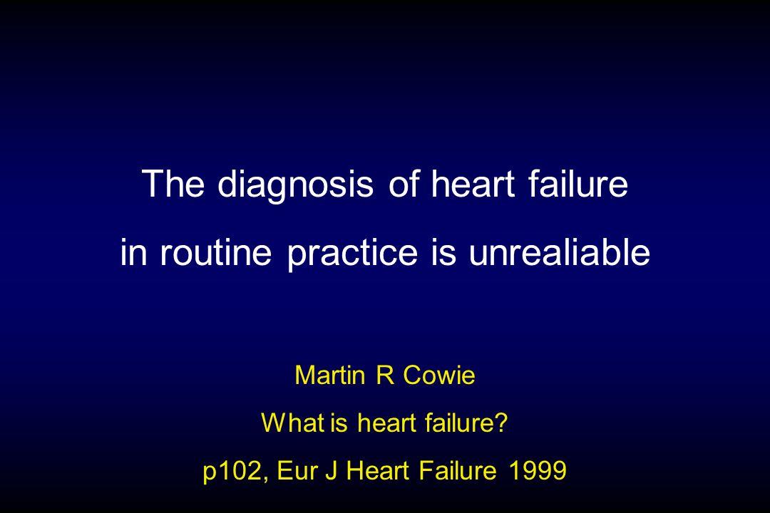 Scompenso cardiaco anno 2009 1.La maggioranza dei pazienti ha malattia coronarica (70%) 2.La maggioranza dei pazienti non ha segni di congestione 3.Il 40% dei pazienti ha una funzione sistolica conservata 4.Circa il 50% dei pazienti muore senza avere sintomi di scompenso (morte improvvisa) 5.La prognosi è infausta in classe NYHA IV, ma la maggioranza dei pazienti sono in classe I-II, per cui il numero assoluto di pazienti che muoiono in classe I-II è più alto di quelli che muoiono in classe IV