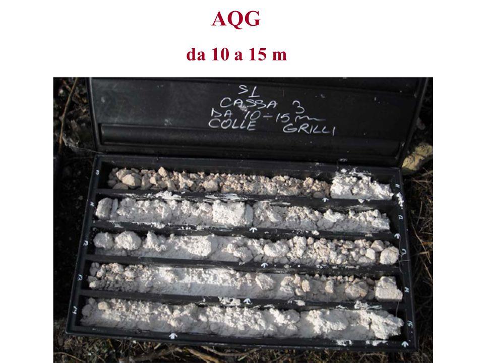 AQG da 10 a 15 m