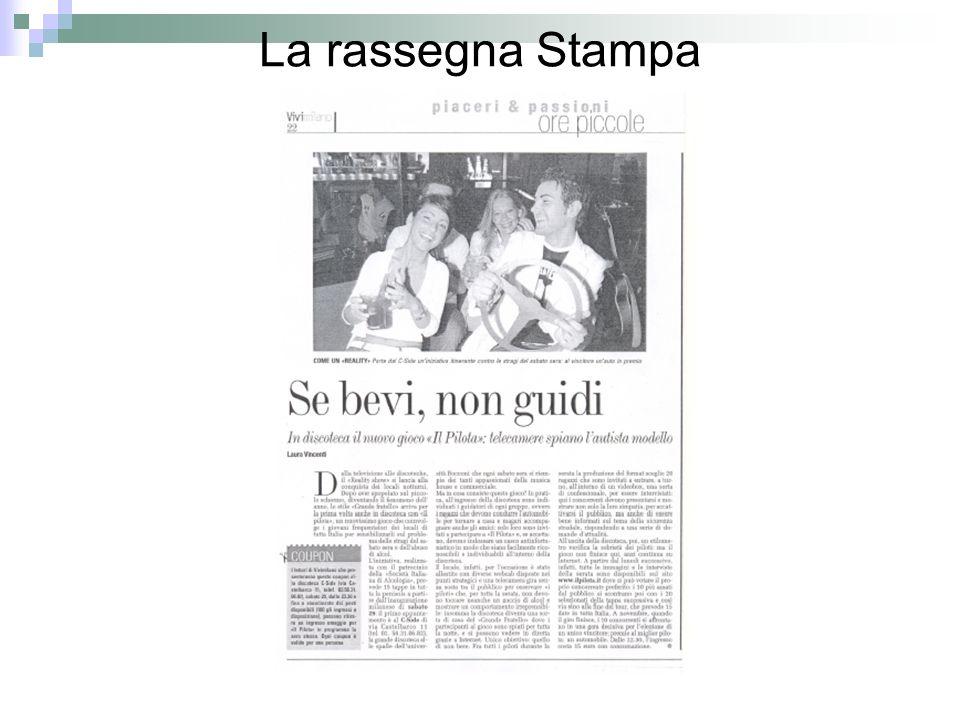 La rassegna Stampa