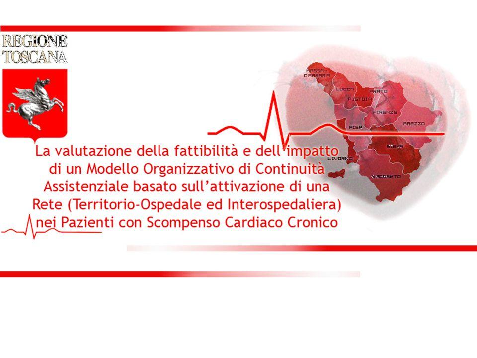 Integrazione tra ricerca translazionale ed innovazioni assistenziali nella prognosi dello scompenso cardiaco in Italia (Network ITA-SCOCARD)