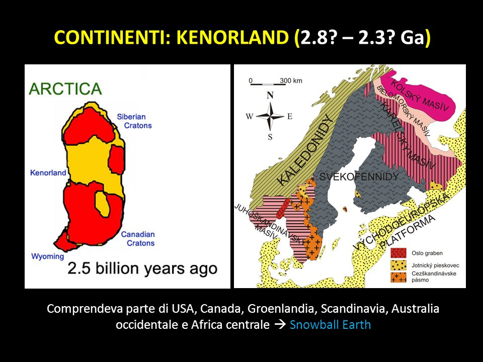 CONTINENTI: KENORLAND (2.8.– 2.3.