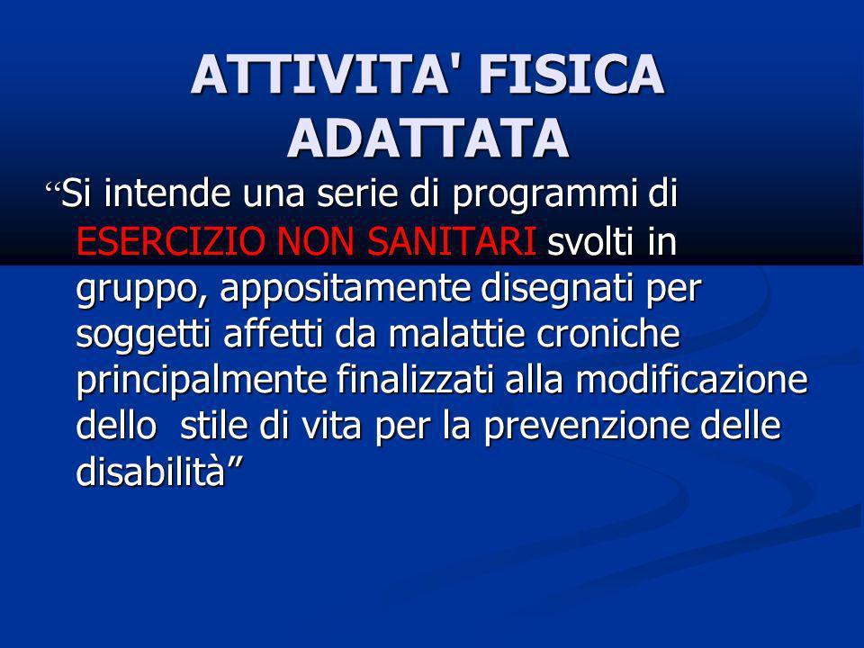 La Regione Toscana in accordo con le evidenze scientifiche,promuove con la DGR 595 un percorso alternativo a quello sanitario per sindromi algiche da ipomobilità e per sindromi croniche stabilizzate negli esiti