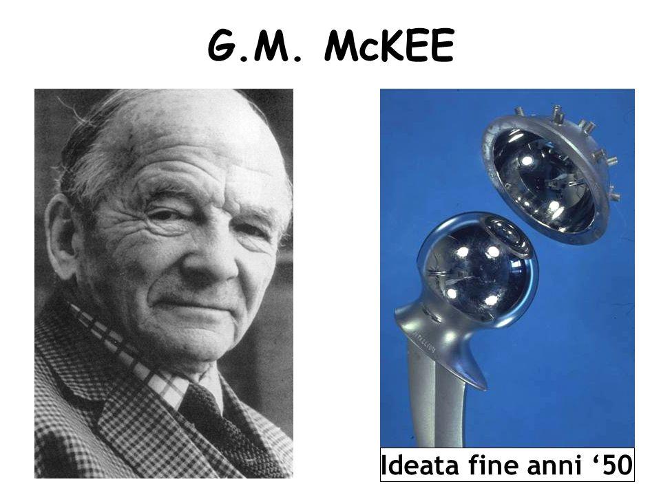 G.M. McKEE Ideata fine anni 50