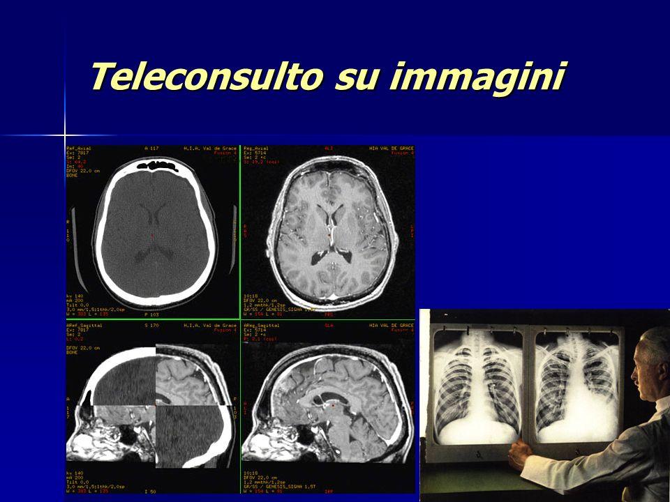 Teleconsulto su immagini