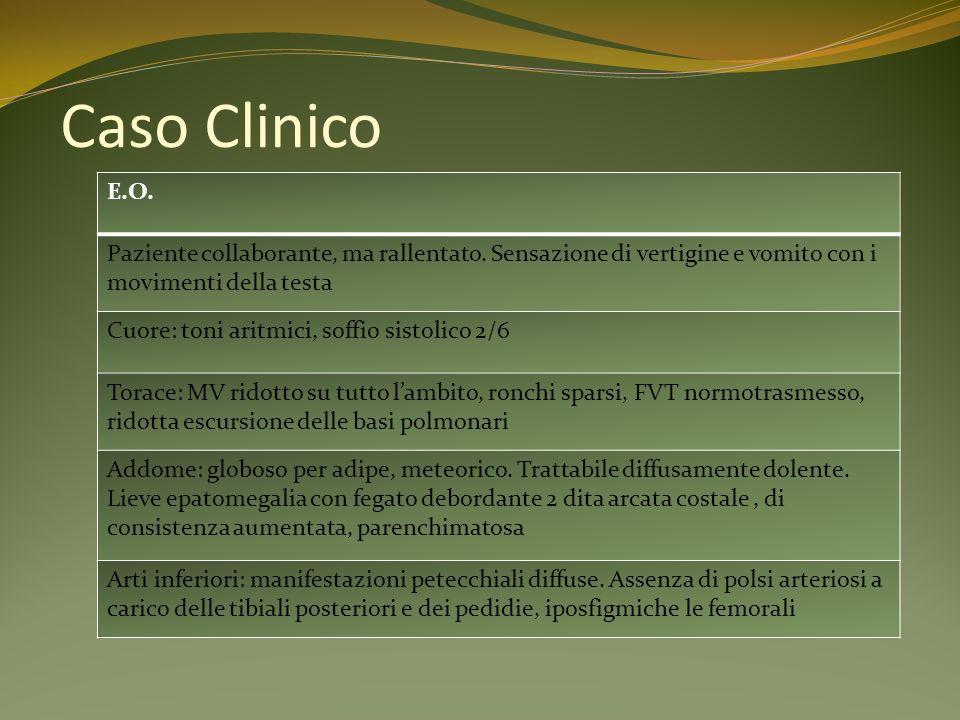 Caso Clinico E.O.