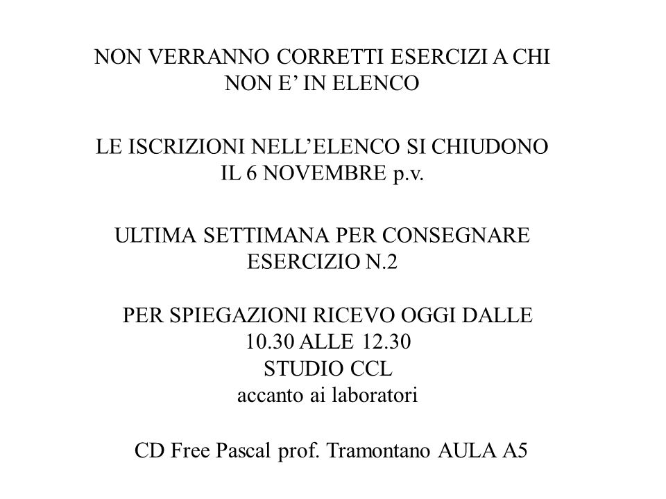 CD Free Pascal prof.