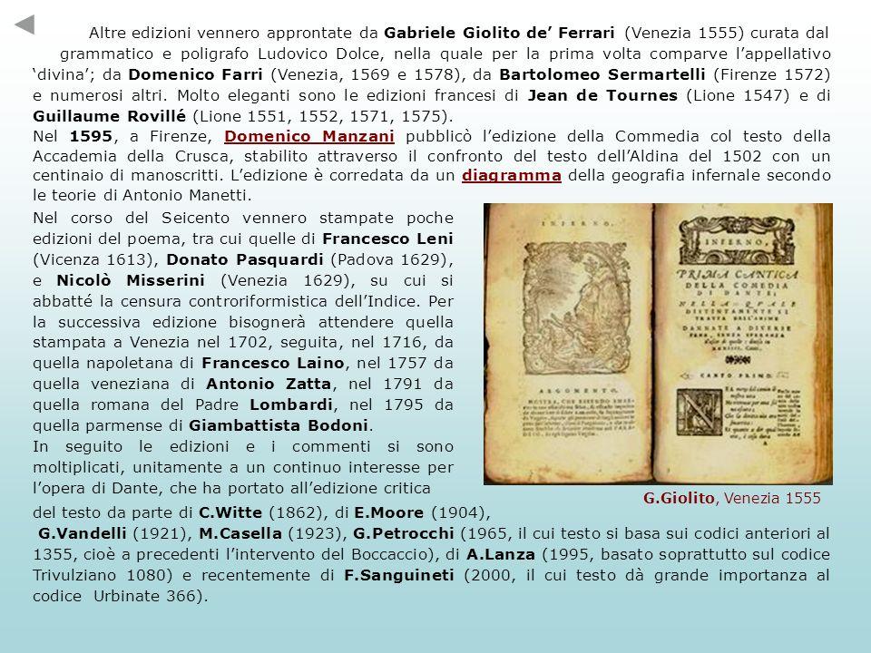 Venezia 1544 Francesco Marcolini da Forlì